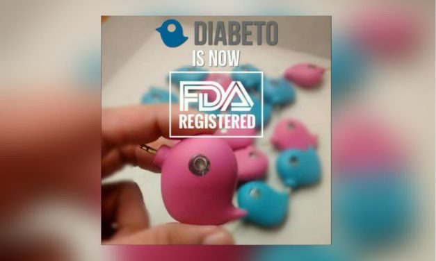 Diabeto, a Mumbai based Medtech startup is now US FDA Registered.