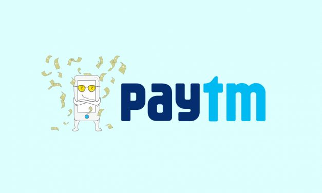 Paytm raises $1.4B from SoftBank