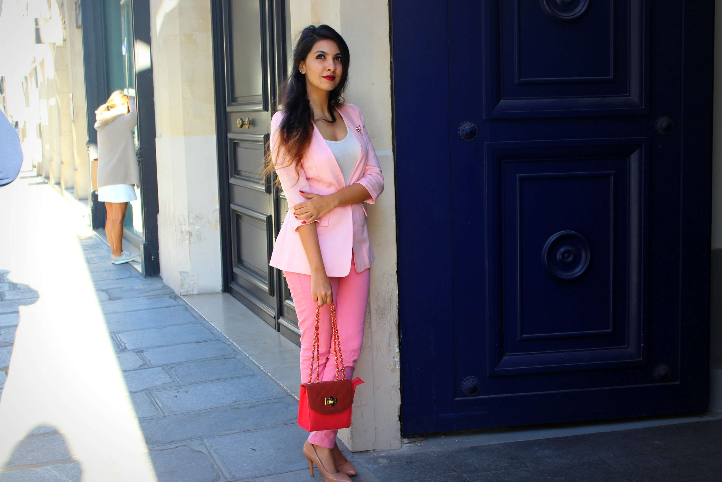 Nikita Mehra Fashion Blogger