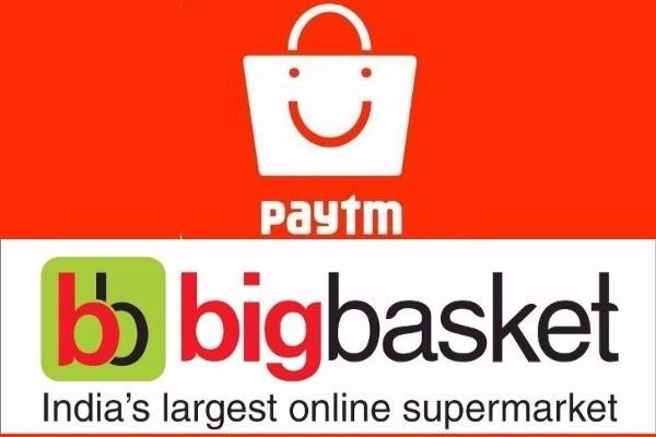 paytm bigbasket stake acquire news