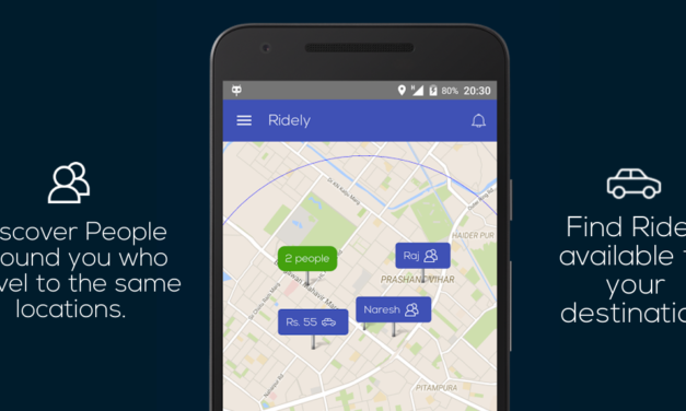 Ridely – Solving your daily commute problems