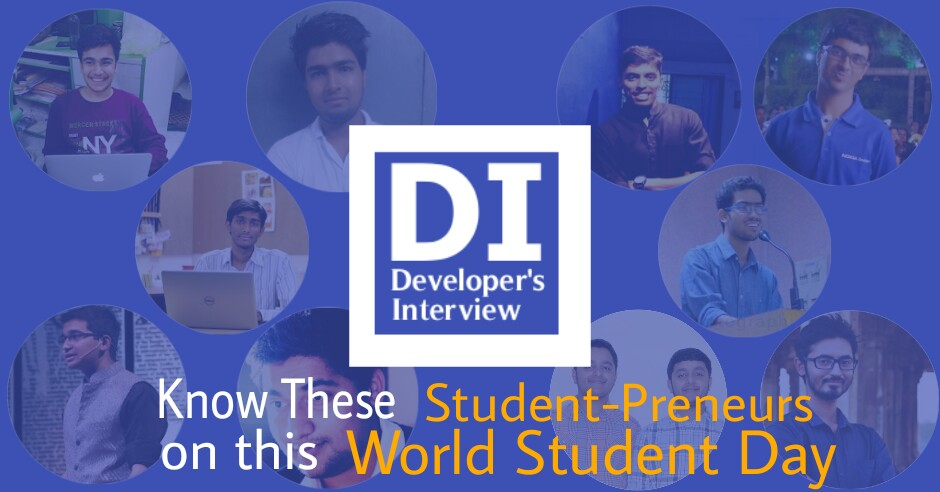 Student-preneurs who are making a dent