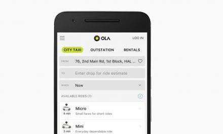 Book a cab without the app—Ola partners with Google to launch PWA